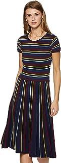 United Colors of Benetton Cotton a-line Dress