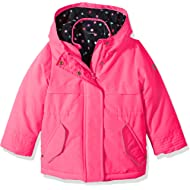 Baby Girls 4 in 1 Heavyweight Systems Jacket
