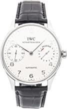IWC Portugieser Mechanical (Automatic) Silver Dial Mens Watch IW5000-03 (Certified Pre-Owned)