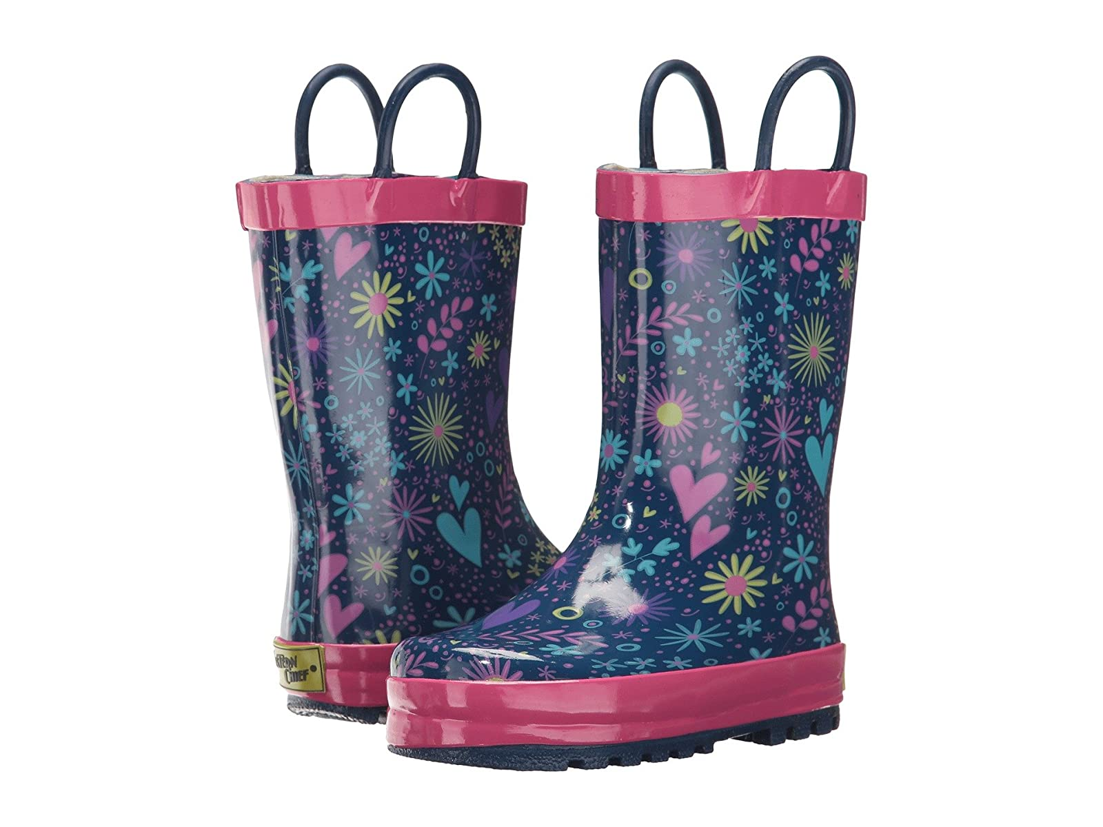 Western Chief Kids Limited Edition Printed Rain Boots (Toddler/Little Kid)Economical and quality shoes