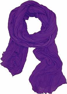 0d9b6aa580493 Amazon.fr : Violet - Echarpes et foulards / Accessoires : Vêtements