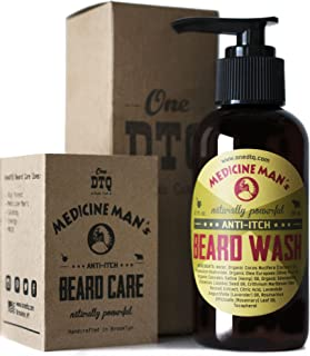 Best dry itchy flaky beard Reviews