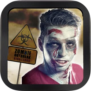 ZombieFaced Pro - The Ultimate Scary Zombie Face Booth Horror Photo FX Mask Corpse Cam Maker