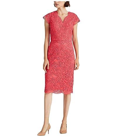 LAUREN Ralph Lauren Bambina Dress (Starfruit) Women