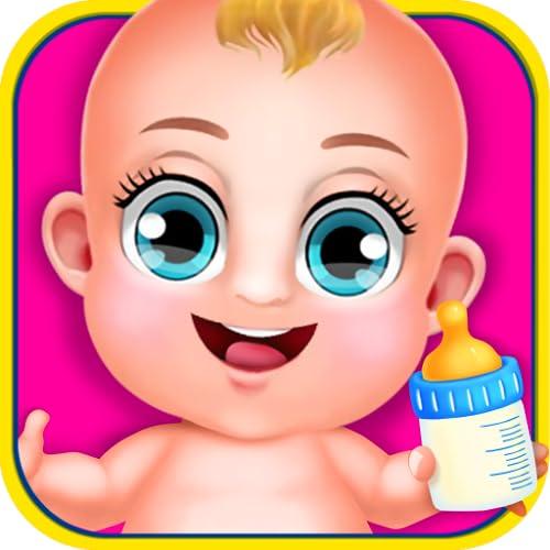 Neugeborenen Schwangerschaft - Lernspiel für Kinder - KOSTENLOS