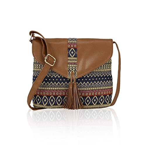 c71a6c759 Canvas Sling Bags: Buy Canvas Sling Bags Online at Best Prices in ...