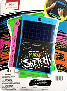 Boogie Board Magic Sketch LCD Drawing Board/Pad Tablet with Protective Cover