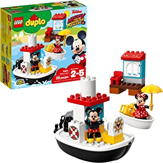 LEGO DUPLO Mickey's Boat 10881 Building Blocks (28 Pieces)