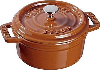 Staub Mini Round Cocotte 10 cm Cinnamon