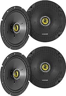 "KICKER (4) 46CSC674 CSC67 6.75"" 6-3/4"" 300W 4-Ohm Car Audio Coaxial Speakers photo"