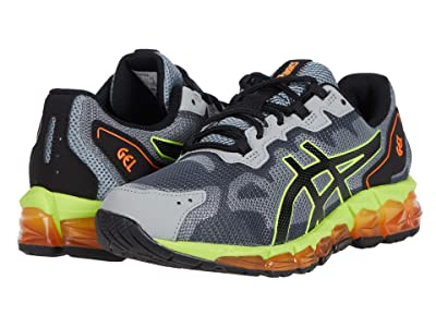 ASICS Kids GEL-Quantum 360 6 (Big Kid) (Sheet Rock/Black) Boys Shoes