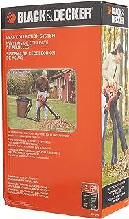 BLACK+DECKER Sistema de recogida de hojas de soplador/vacío (BV-006)