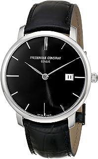 Frederique Constant Geneve - Slimline FC306G4S6 Reloj Elegante para Hombres Muy Llano