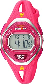 Timex Mid-Size Ironman Sleek 50 Silicone Strap Watch