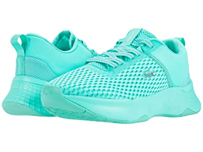 Lacoste Court-Drive 0320 1 SFA (Turquoise/Turquoise) Women