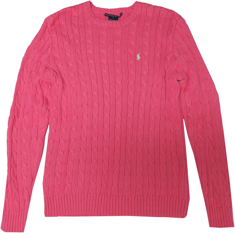 Women's Ralph Lauren Sport Sweater pink Medium