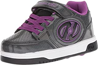 Heelys unisex Kids' Plus X2 Tennis Shoe