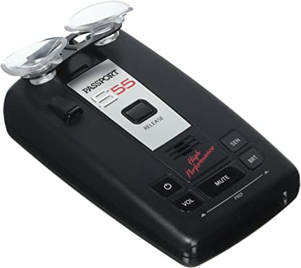 $141 » Escort Passport S55 High Performance Pro Radar and Laser Detector w/ DSP