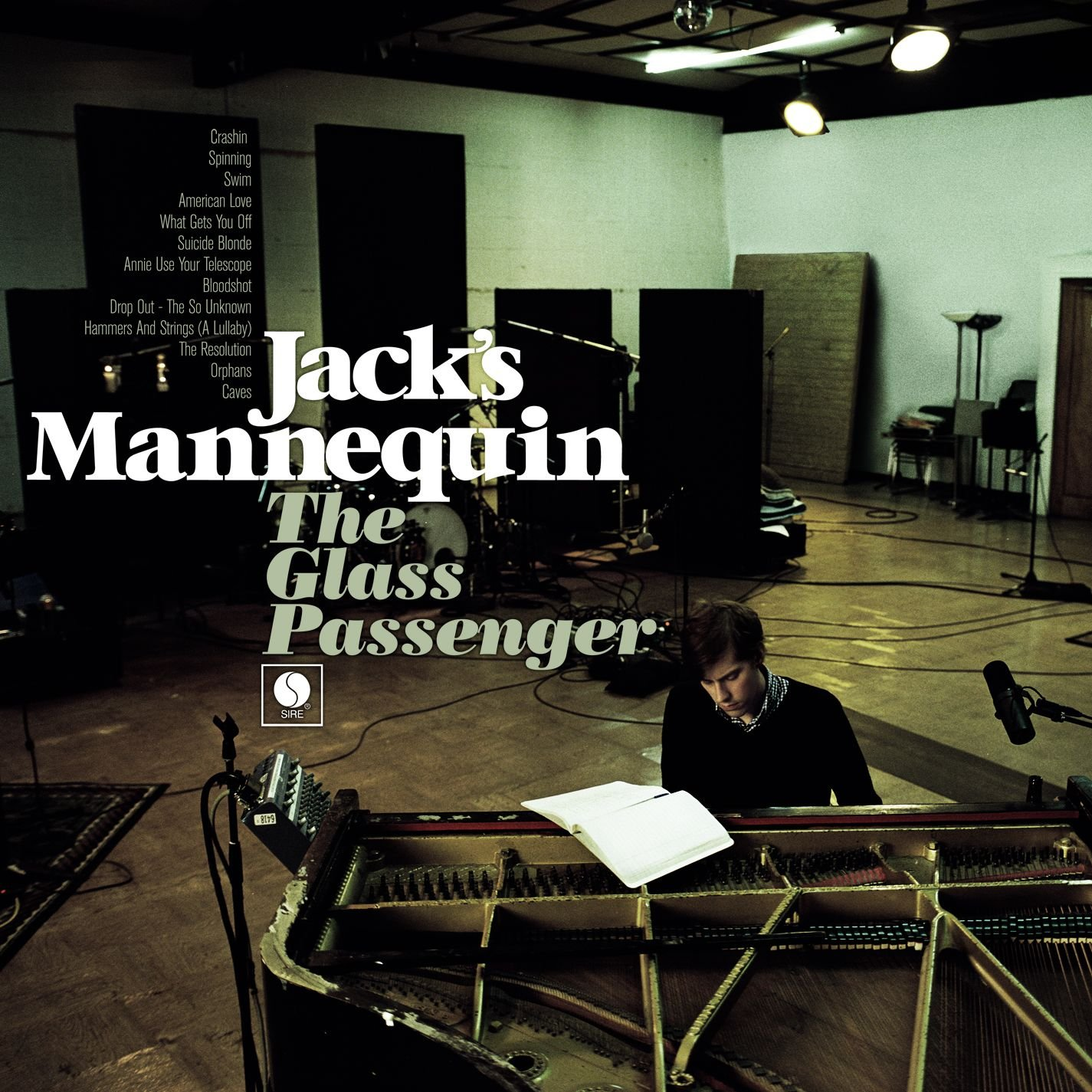Jack's Mannequin - The Glass Passenger (2008) [FLAC] Download