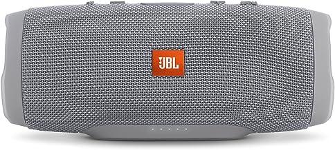 JBL Charge 3 اسپیکر بلوتوث قابل حمل ضد آب (خاکستری)