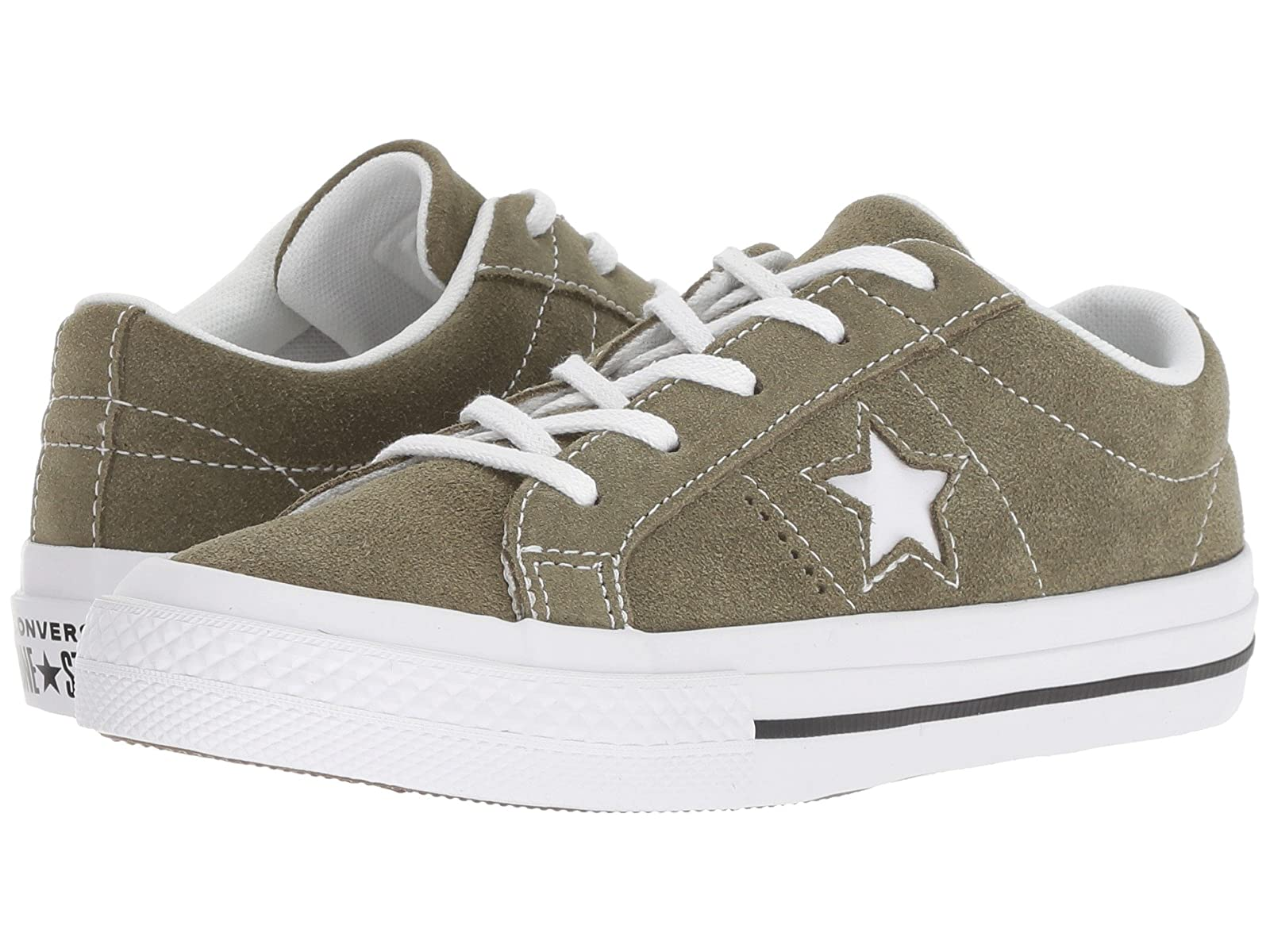 Converse Kids One Star - Ox (Little Kid)Atmospheric grades have affordable shoes