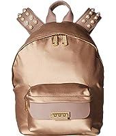 ZAC Zac Posen - Eartha Iconic Small Backpack - Satin
