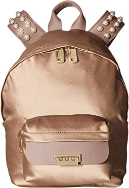 ZAC Zac Posen - Eartha Iconic Small Backpack - Satin