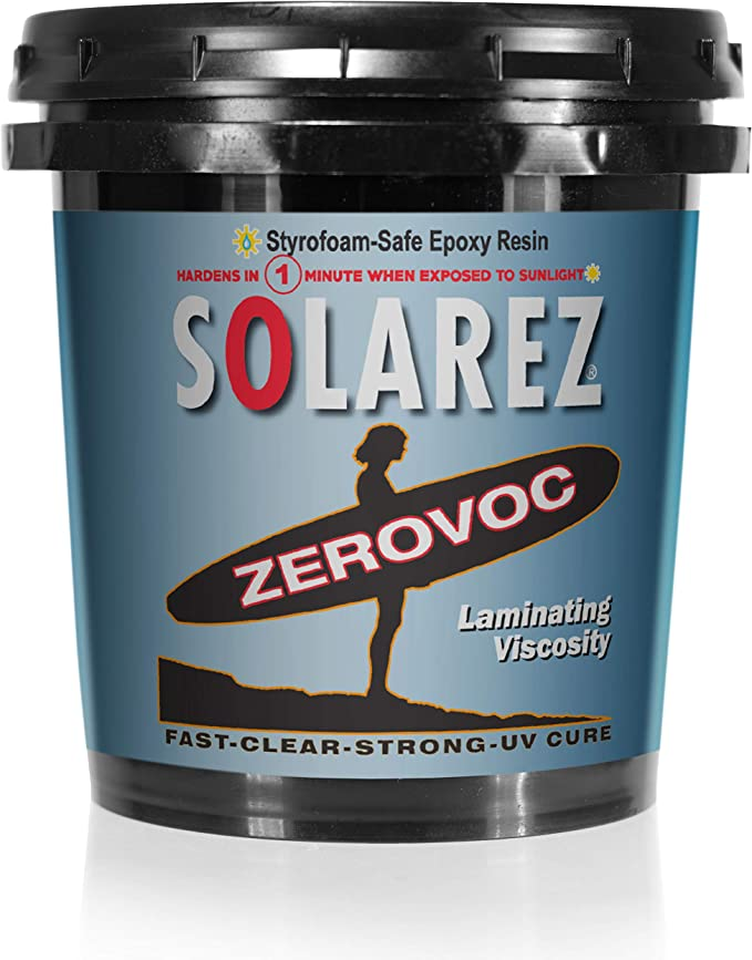 Solarez Unzen Unisex Low Light Epoxy