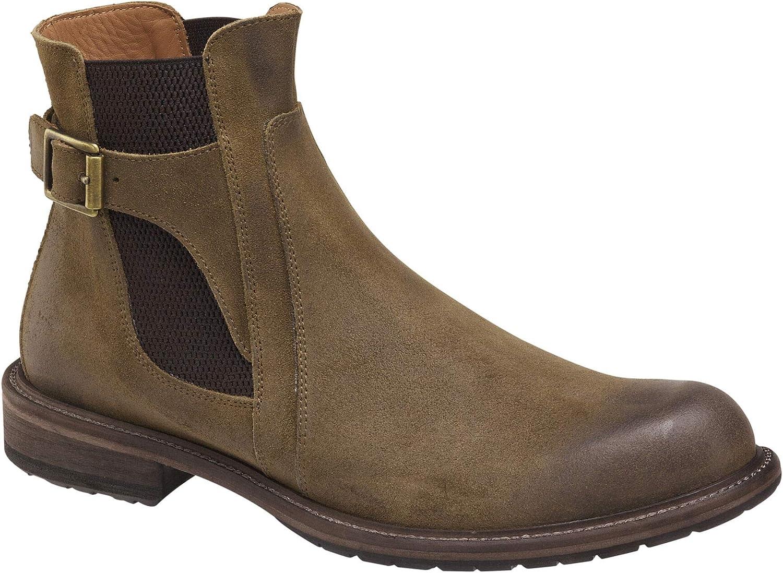 lofting cap toe boot