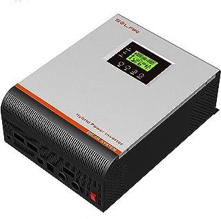 Inversor/Cargador Hibrido Onda Pura 3000VA 24V 220V