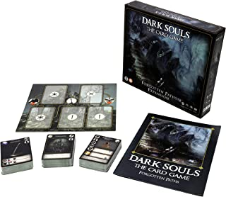 Steamforged Games Dark Souls: The Card Game - Expansion - Forgotten Paths, Brown