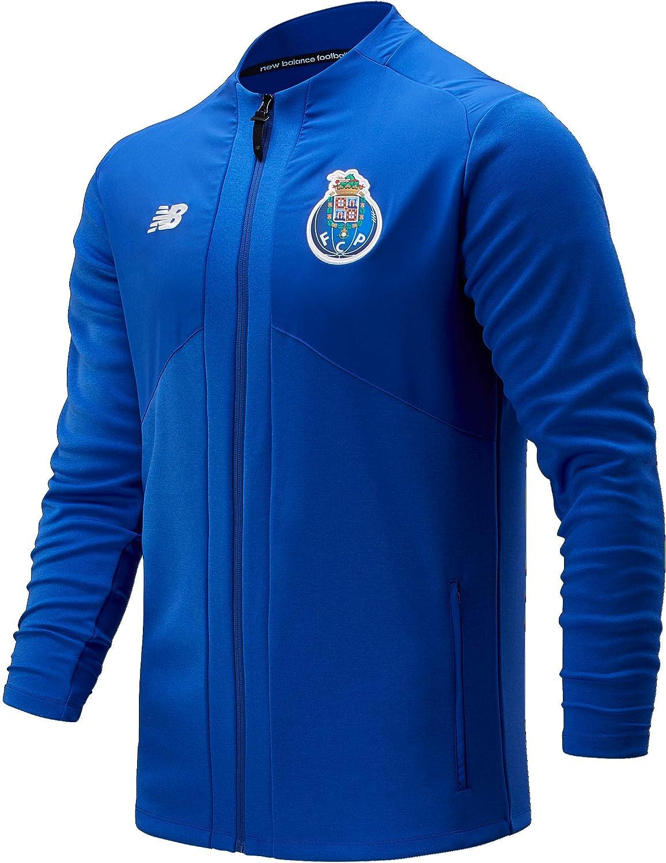 Amazon.com : New Balance Men's FC Porto Pre Game Jacket : Sports ...