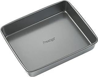 Prestige Steel 31x23 cm Oven Roasting Pan - Grey
