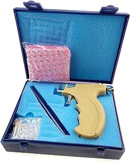 1PCS حرفه ای گوش و حلقوی بینی تفنگ ابزار تنظیم بینی گوش ناول سوراخ کردن بدن گودال واحد کیت ابزار