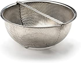 RSVP International PP DIV Stainless Steel Divided Colander One