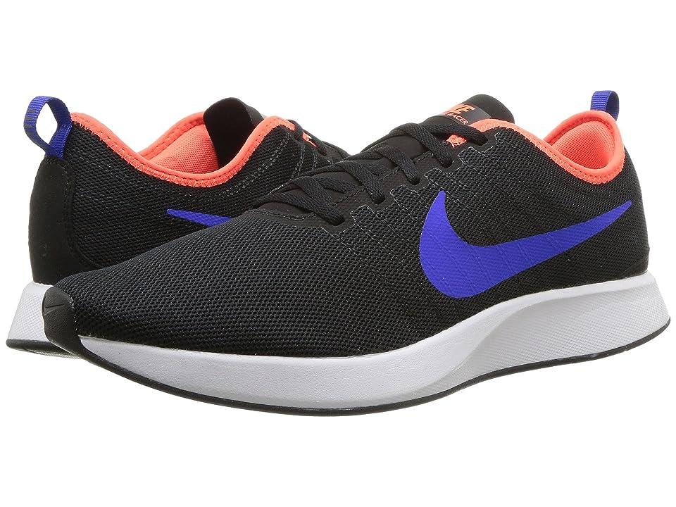 Nike Dualtone Racer (Black/Racer Blue/Total Crimson/White) Men