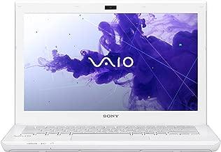 Sony VAIO S Series SVS1312ACXW 13.3-Inch Laptop (White)