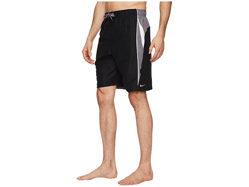 Nike Contend 9 Volley Shorts (Black) Men