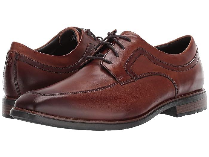 Rockport  DresSports Business 2 Apron (Cognac Antique) Mens Shoes