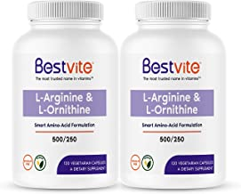 Best l arginine and ornithine benefits Reviews