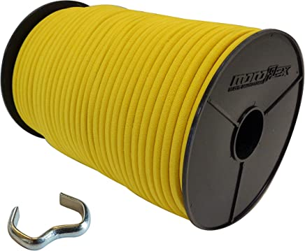 Easyfix corda gancio in gomma Guinzaglio teloni Plane /10/mm corda elastica in gomma corda in verde 6/mm/