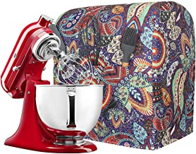 Dust-Proof Organizer Quilted Polyester Kitchen Mixer Protector ...