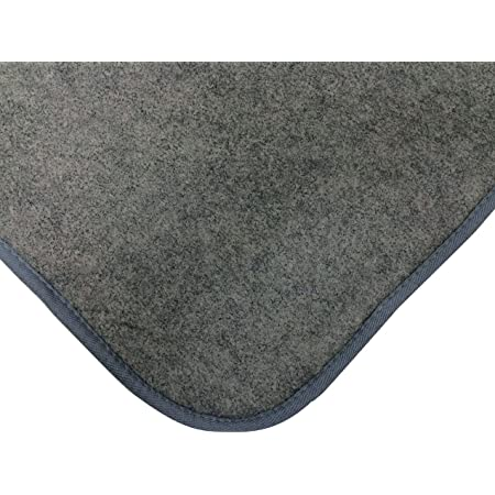 スミノエ 下敷きラグ フカピタ 170×170cm(約2帖用) グレー 11726121