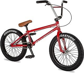 2019 Eastern Traildigger BMX Bike with 100% 4130 Chromoly Frame, Fully Sealed Front & Rear Wheels, Headset, and Bottom Bracket.