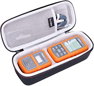 LTGEM EVA Hard Case for ThermoPro TP20 / TP08 / TP07 Wireless Remote Digital Cooking Food Meat Thermometer (Black)