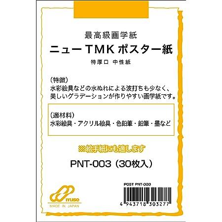 ミューズ はがき用紙 ポストカードパック PNT-003 ニューTMKポスター紙 225g 30枚入