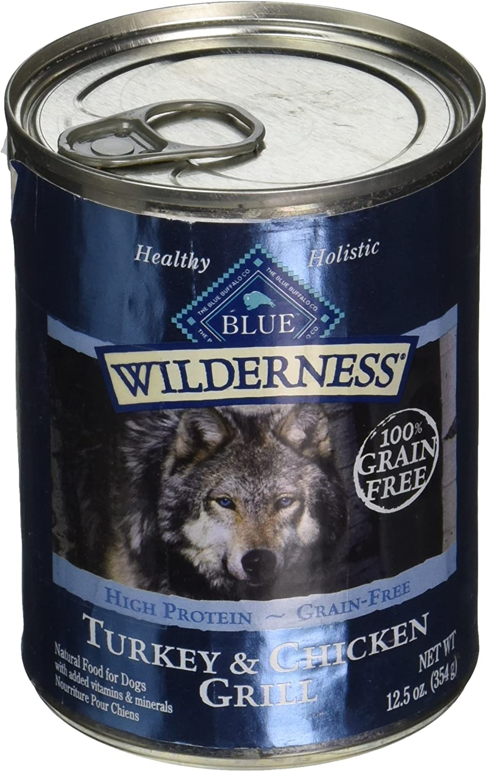 Blue Buffalo 596420 Wilderness Canned Tampa Mall Food Dog Sale Special Price
