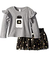 Kate Spade New York Kids - Chic Skirt Set (Infant)
