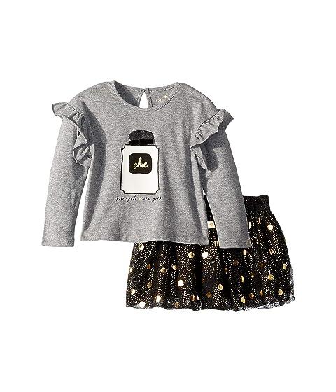 Kate Spade New York Kids Chic Skirt Set (Infant)