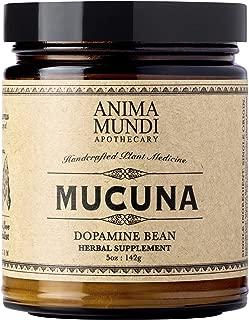 Anima Mundi Mucuna Powder/Pruriens - Powerful Mood Support (5oz / 142g)